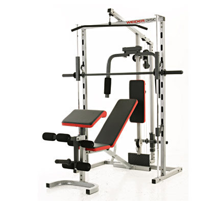 banc de musculation smith machine muscu maison. Black Bedroom Furniture Sets. Home Design Ideas