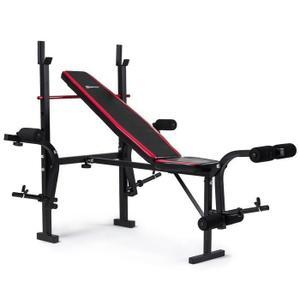 Banc de musculation pliable go sport muscu maison - Banc musculation go sport ...