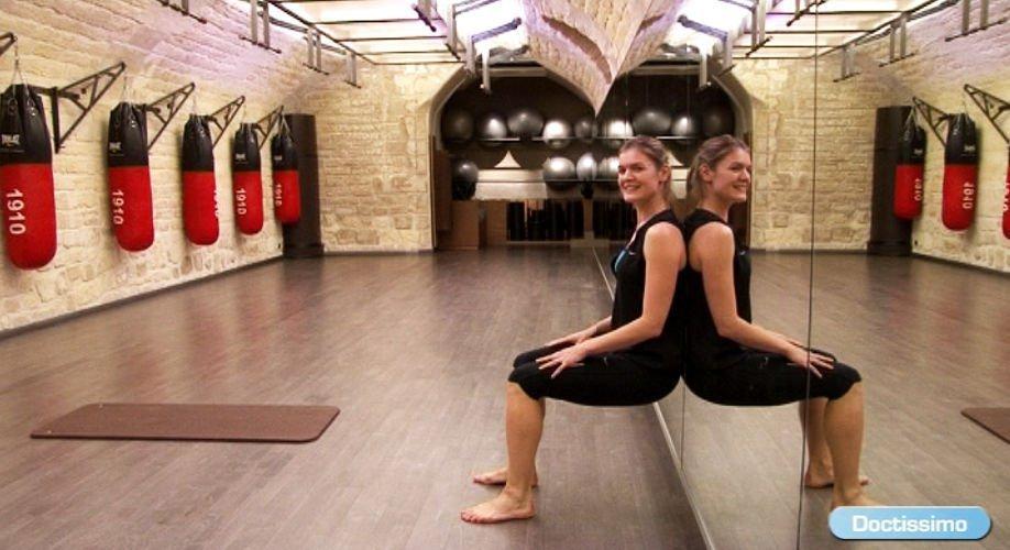 Exercice pour muscler les cuisses et fessiers rapidement ...