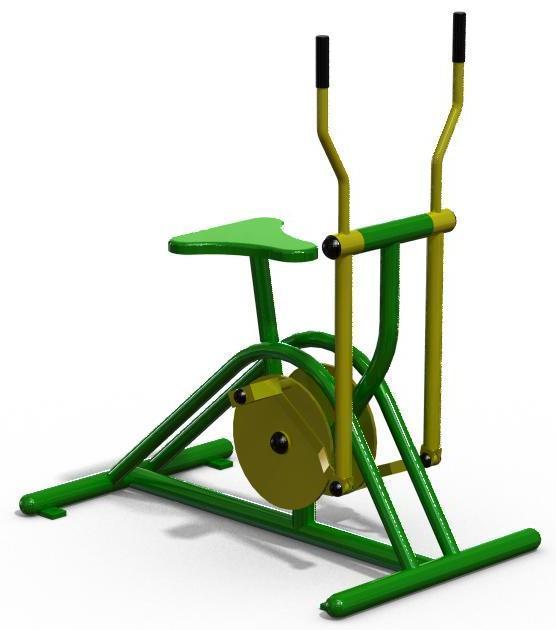 Velo elliptique petite taille muscu maison - Destockage velo elliptique ...