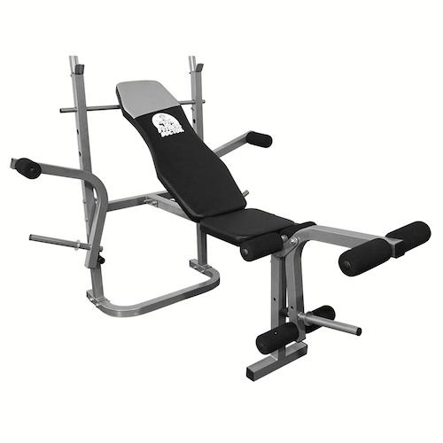 banc musculation fitness doctor muscu maison. Black Bedroom Furniture Sets. Home Design Ideas