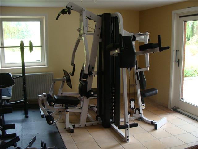 Banc de musculation complet professionnel muscu maison - Banc musculation professionnel ...