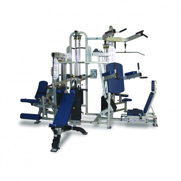 Appareil complet musculation muscu maison - Station de musculation pas cher ...
