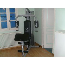 vente appareil de musculation muscu maison. Black Bedroom Furniture Sets. Home Design Ideas