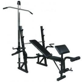 Banc de musculation solde muscu maison - Programme de musculation sur banc a charge guidee ...