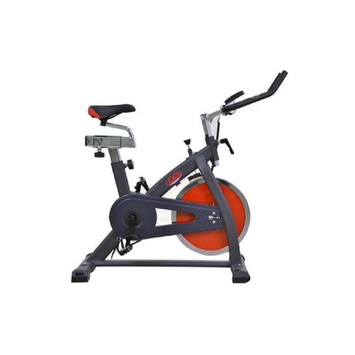 Velo biking magnetique muscu maison - Velo spinning magnetique ...