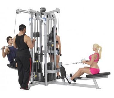 machine de fitness professionnel muscu maison. Black Bedroom Furniture Sets. Home Design Ideas