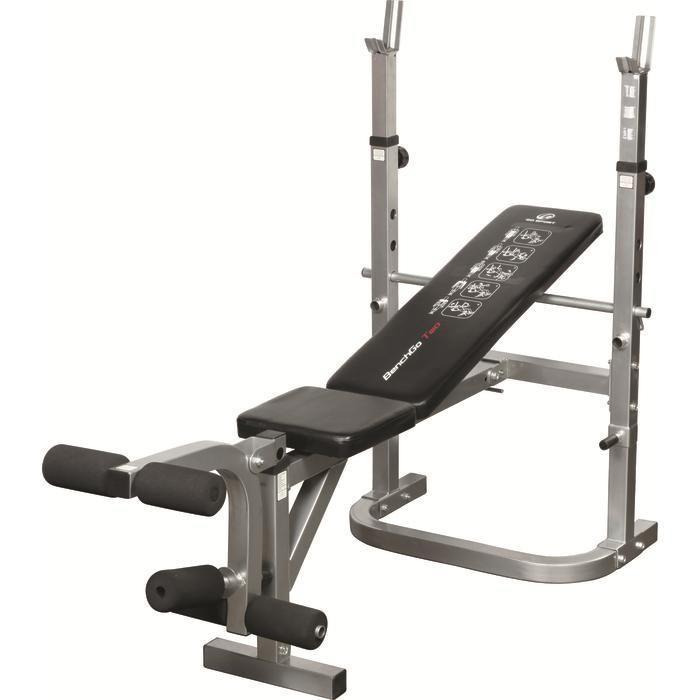 Go sport banc de musculation muscu maison - Banc abdominaux pas cher ...
