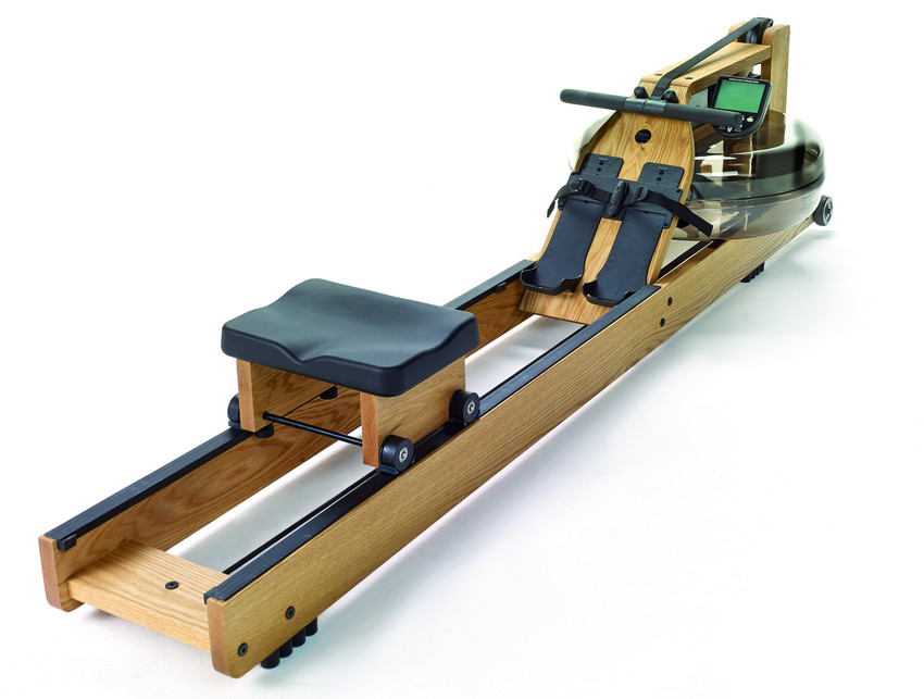 Rameur waterrower - Muscu maison