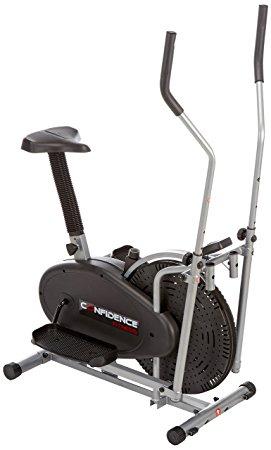 Velo d appartement elliptique 2 en 1 muscu maison - Velo elliptique ou tapis de course pour maigrir ...