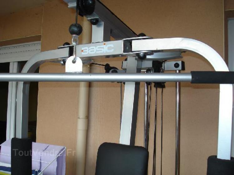 Banc musculation basic muscu maison - Banc de musculation basic ...