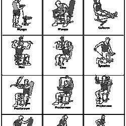 Musculation avec machine - Muscu maison
